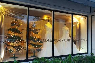 Rosas y Azares Bridal Boutique