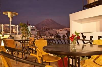 Hotel Casona Terrace