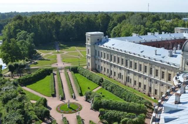 Музей-заповедник «Гатчина»