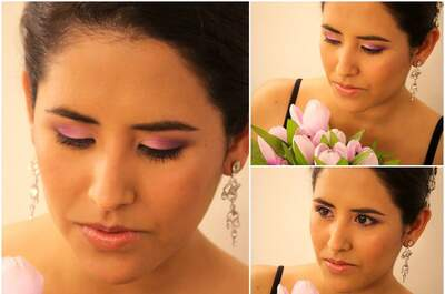Milagros Elias Make up Artist