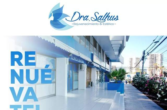 Dra. Sandra Salhus B. Rejuvenecimiento y Estética