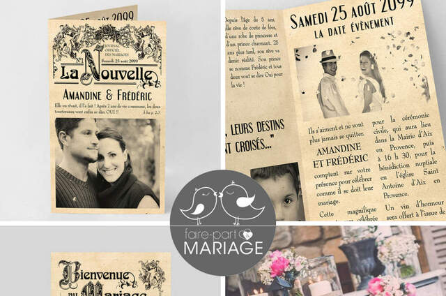 Faire-Part & Mariage.fr