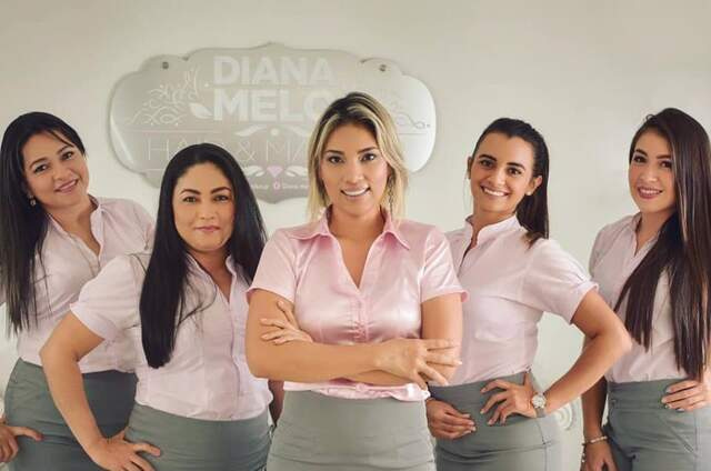 Diana Melo Hair & Makeup