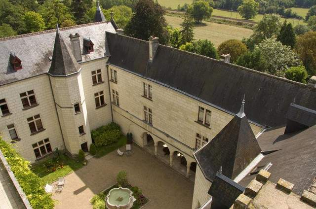 Château De Chissay