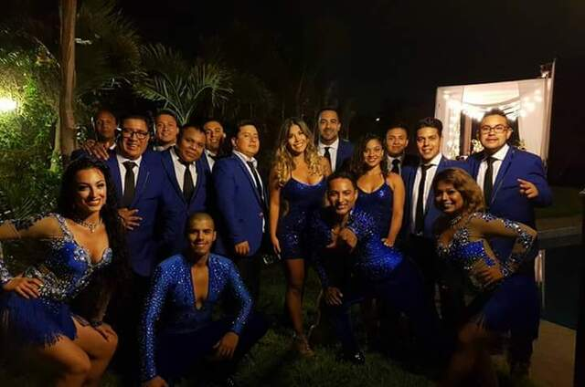 Orquesta Poker Band Show