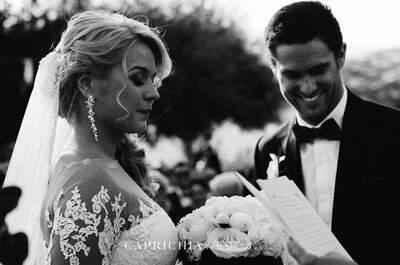 Caprichia bespoke weddings + events
