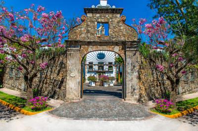 Anticavilla Restaurante, Hotel y Spa