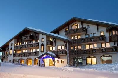 Hôtel le Calgary