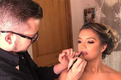 Maquillador Ivan Sanchez Atelier