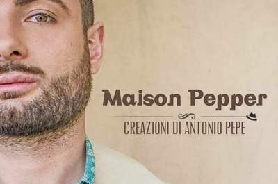 Maison Pepper - Handmade Creations by Antonio Pepe