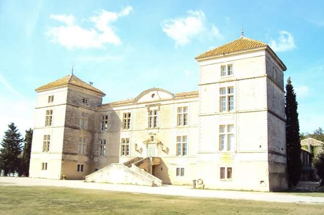 Château de Vestric et Candiac