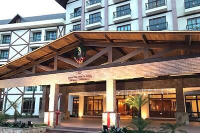 Hotel Bristol Vista Azul