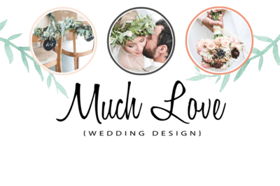 Much Love Wedding Design