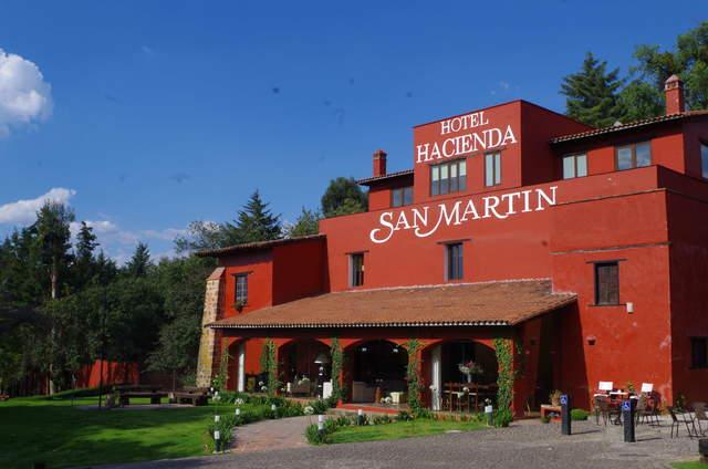 Hacienda San Martín