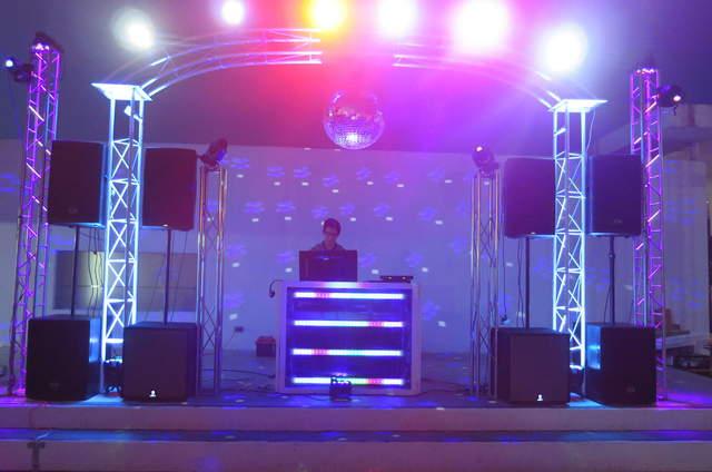 Maz Party Sonido Disco