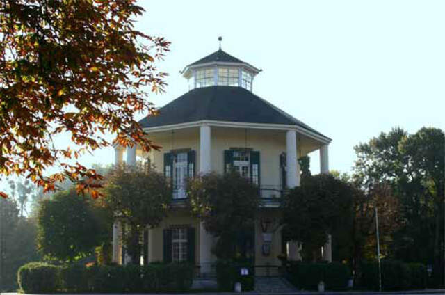 Café-Restaurant Lusthaus