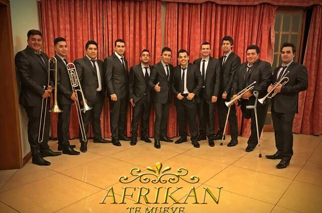 Afrikan Te Mueve
