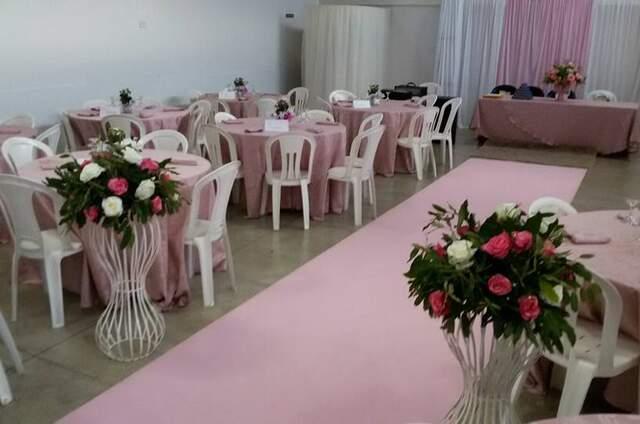 Encanto Espaço de Festas e Eventos