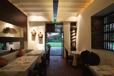 MUSEO LARCO Café – Restaurant