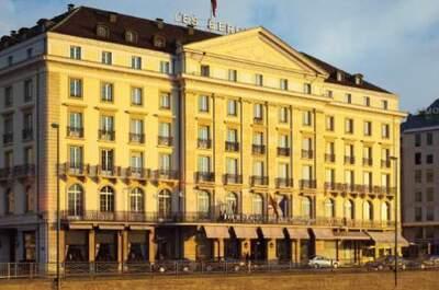 Four Seasons Hotel des Bergues Geneva