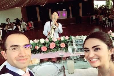 Tony Gaytán Sax / Regina Wedding