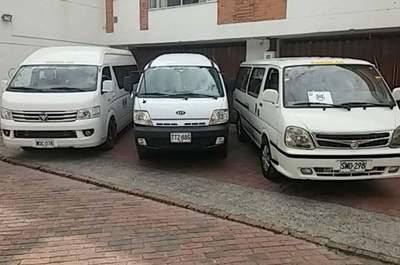 Transportes A.G. Autos