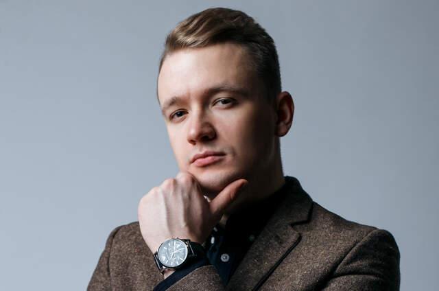 Свадебный видеограф Евгений Одинцов