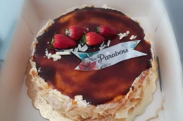 MYsweetmania - Confecção de bolos e sobremesas caseiras