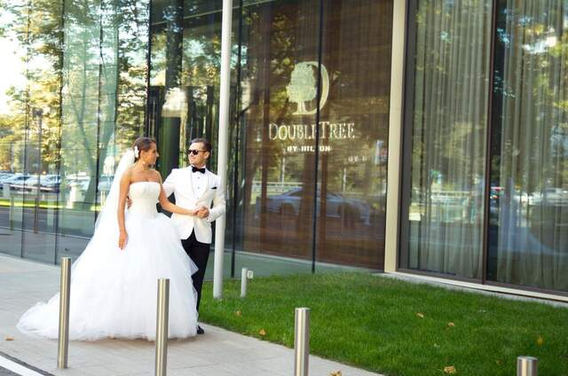 Отель Hilton Double Tree