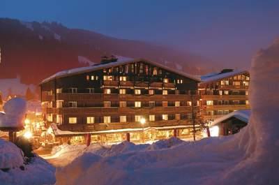 Chalet-Hôtel la Marmotte, la Tapiaz & Spa
