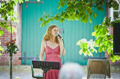 Alexandra Pietsch Hochzeitssängerin