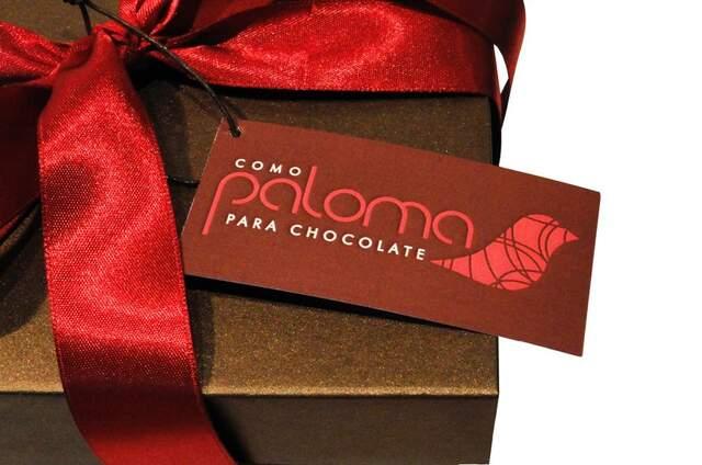 Como Paloma para Chocolate