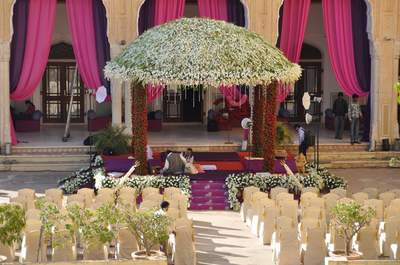 Taluka Tent Decorations