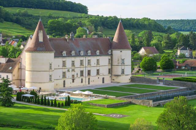Hôtel Golf Chateau de Chailly