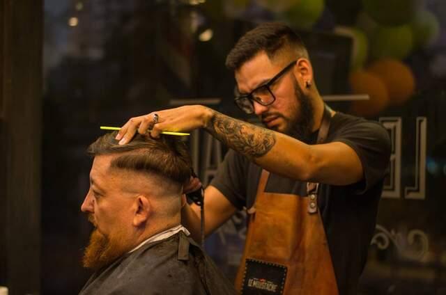 Le Moustache Barber Shop