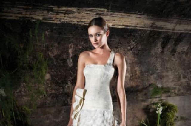 diseñadores para novia en madrid