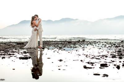 Beach Style Weddings