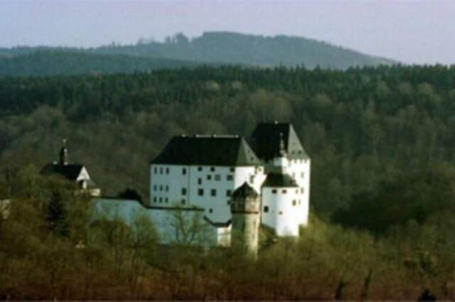 Schloss Burgk - Thüringen