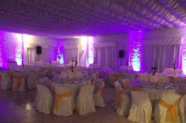 Centro Eventos Haras de Chicureo