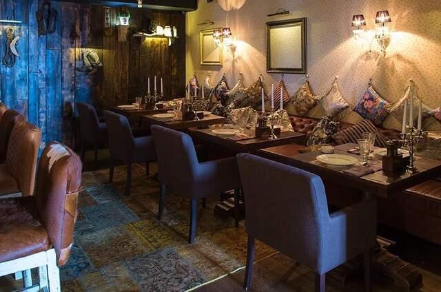 Ресторан Boho