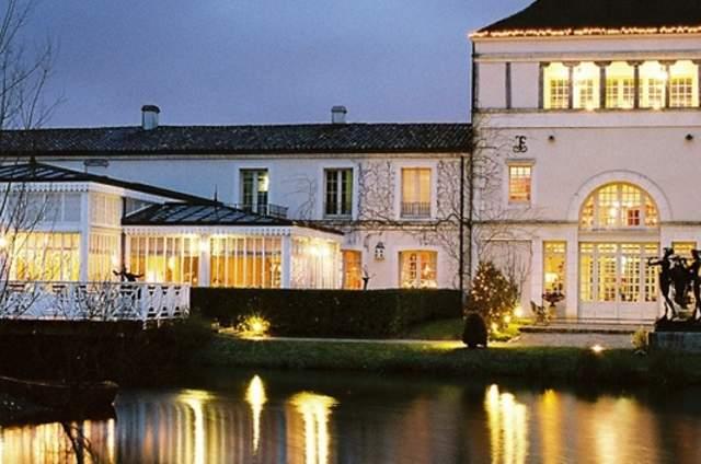 Le Pavillon du Château le Thil