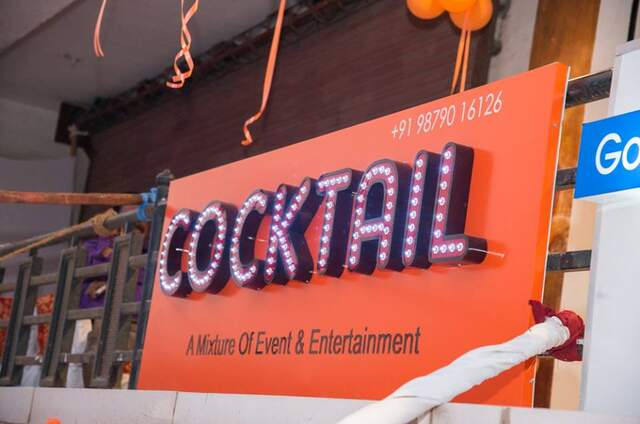 Cocktail Events - A Mixture Of Event & Entertainment