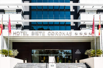 Hotel Occidental Murcia Siete Coronas