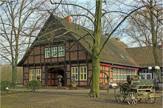 Parkrestaurant Alte Mühle