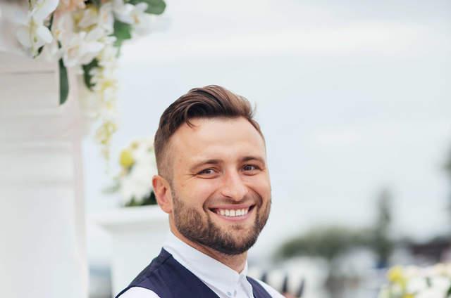Олег Светашев ведущий