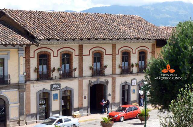 Casa Márquez Galindo