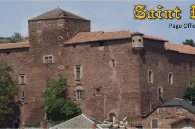Château de Saint-Izaire