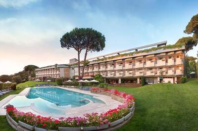 La Pagoda - Gallia Palace Hotel