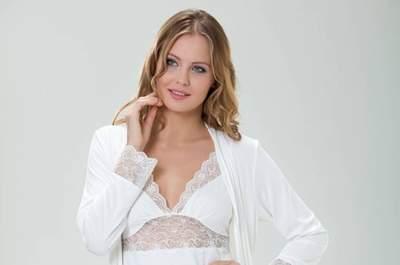 SecretMoon - свадебное нижнее белье и пеньюары