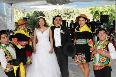Encantos Perú - Danzas y Artes Escénicas